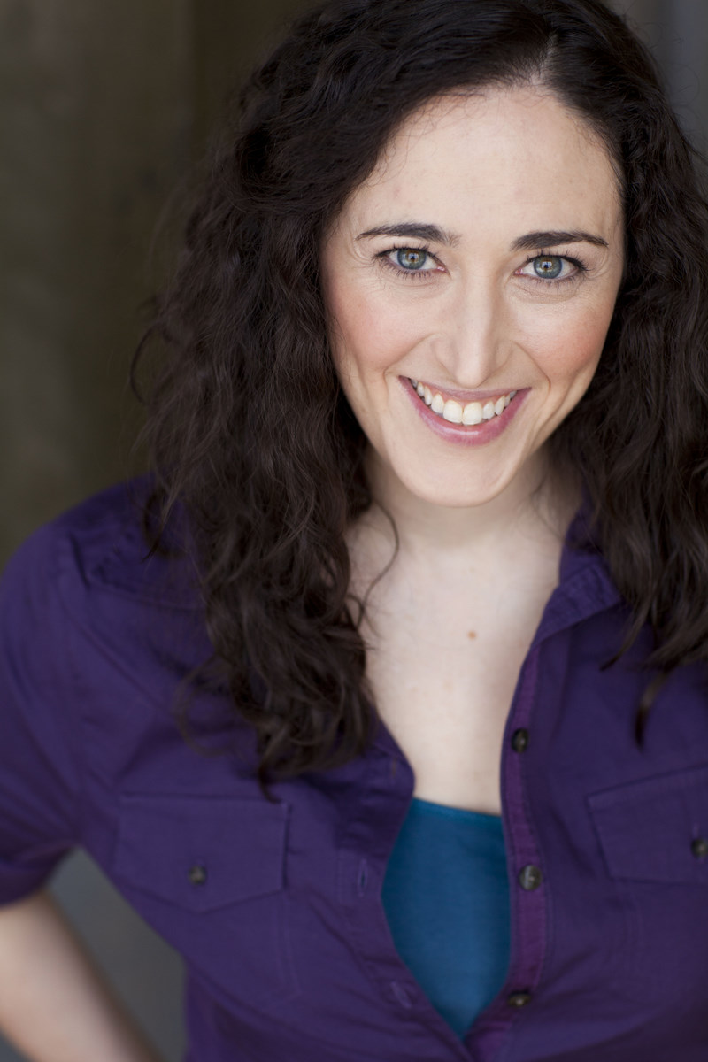 Ali Goodman headshot