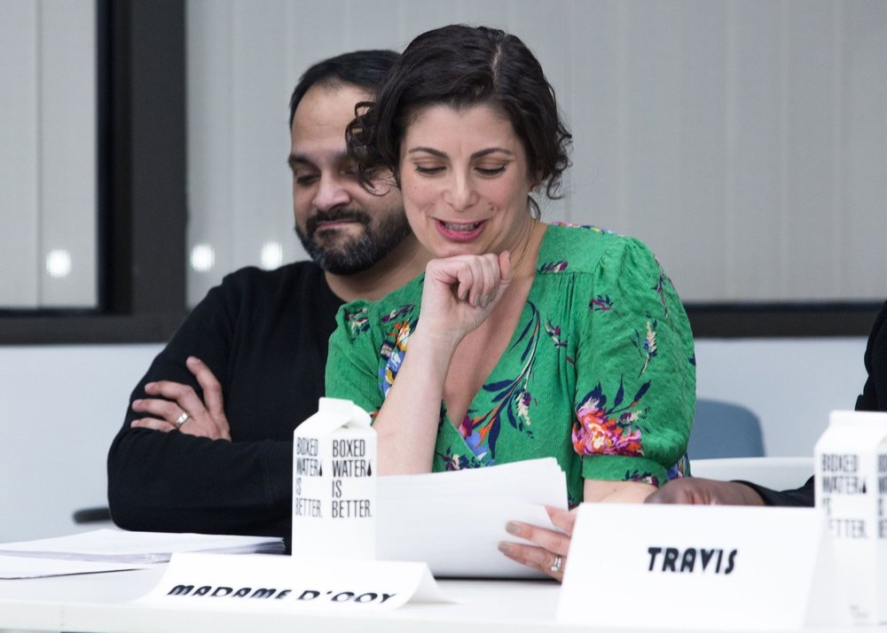 Courtney Rioux- Later Days Table Read.jpeg
