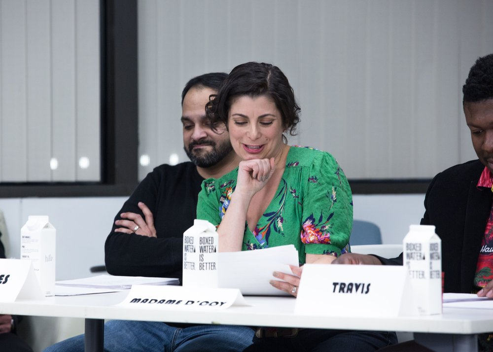 Later Days Table Read