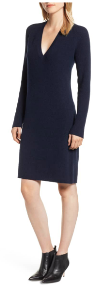 halogen sweater dress