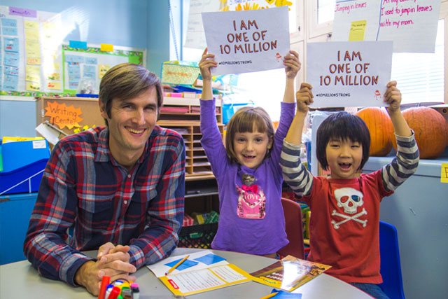 Charles Best - DonorsChoose.org