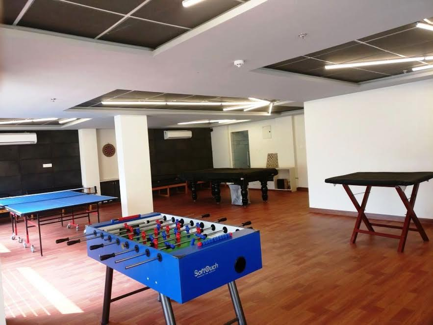 Games Room - Actual View