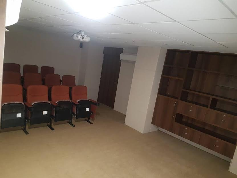 Home Theatre - Actual View