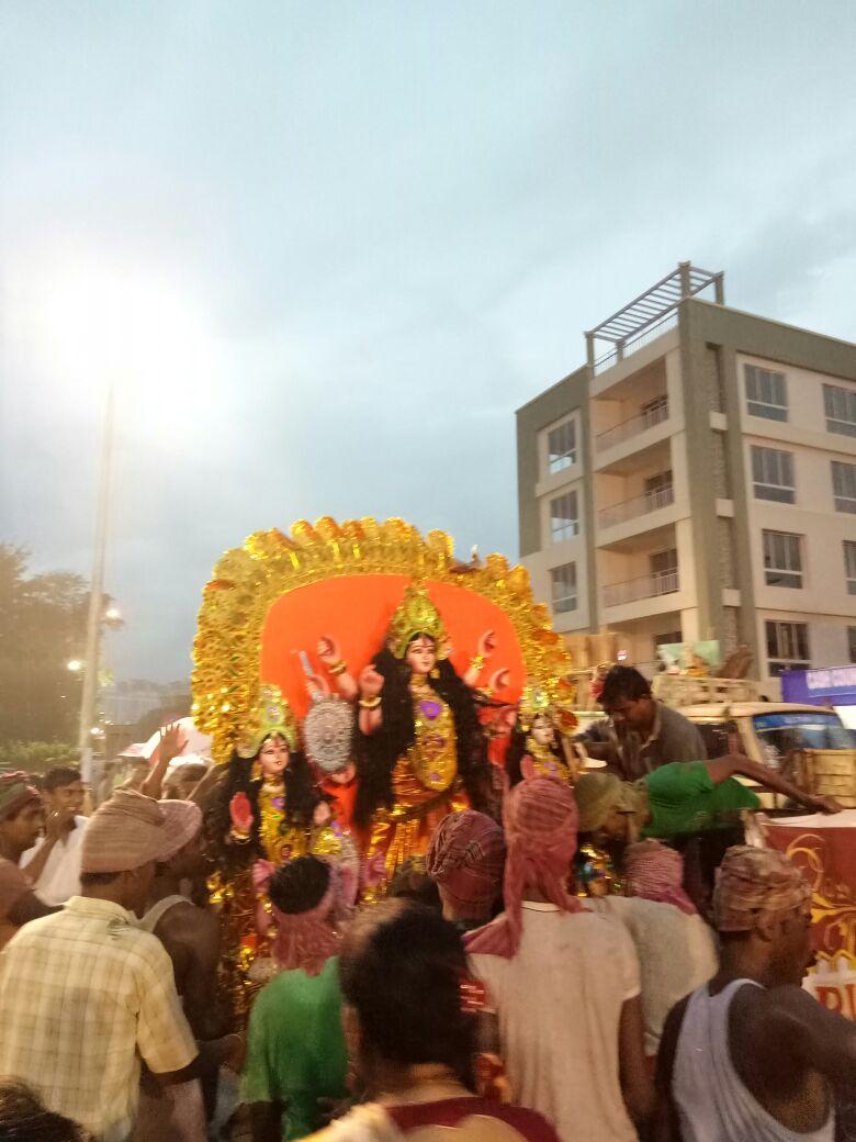 Durga Puja Celebration 2017