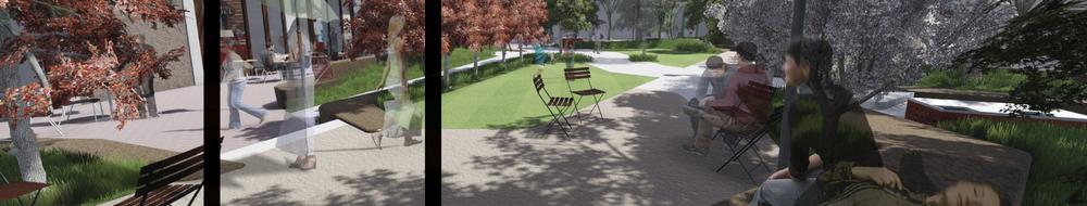 parks +open space PORTFOLIO