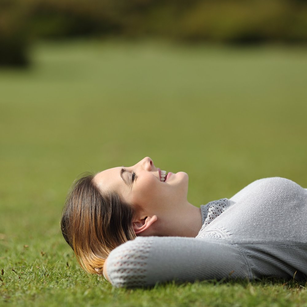 Woman Resting in a park.jpg