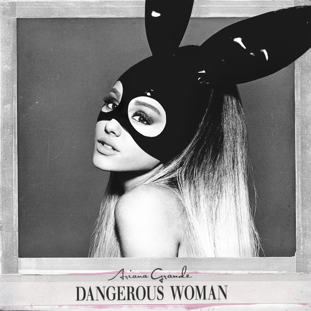 "Ariana Grande - Dangerous Woman Hot Track: ""Side to Side"" ft. Nicki Minaj"