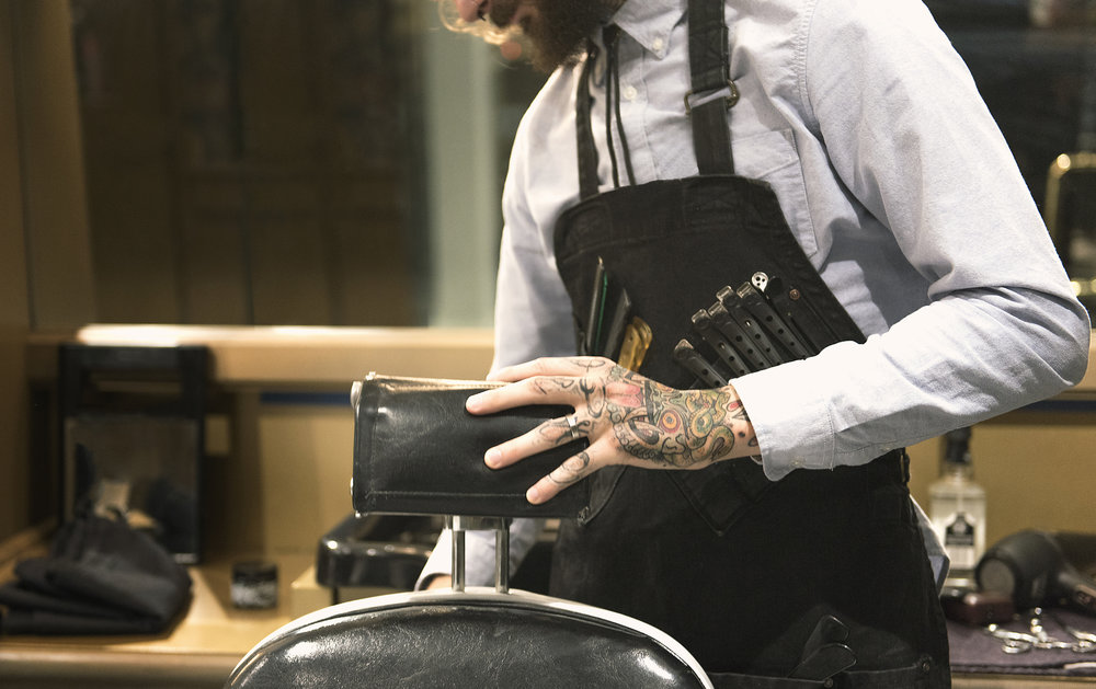 Johnny's Barber + Shop Calgary