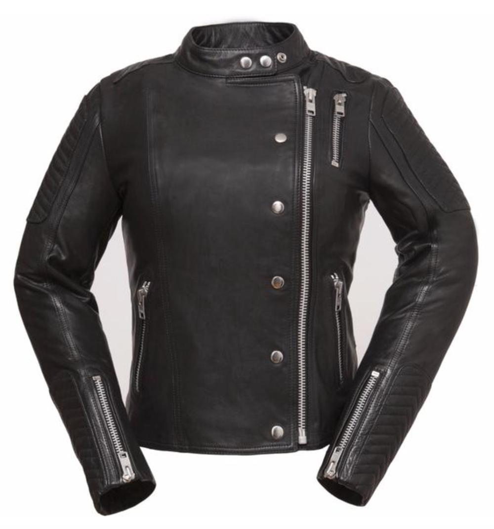Leather jacket png - Makeatutara Ladies Motorbike Leather Jacket 1 Png