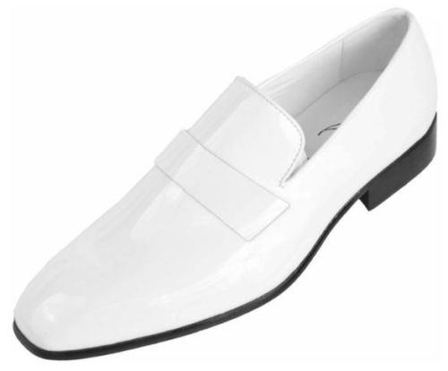 white moccasins mens