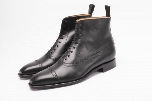 Men Laceup Boots CMB-314 — Curvento