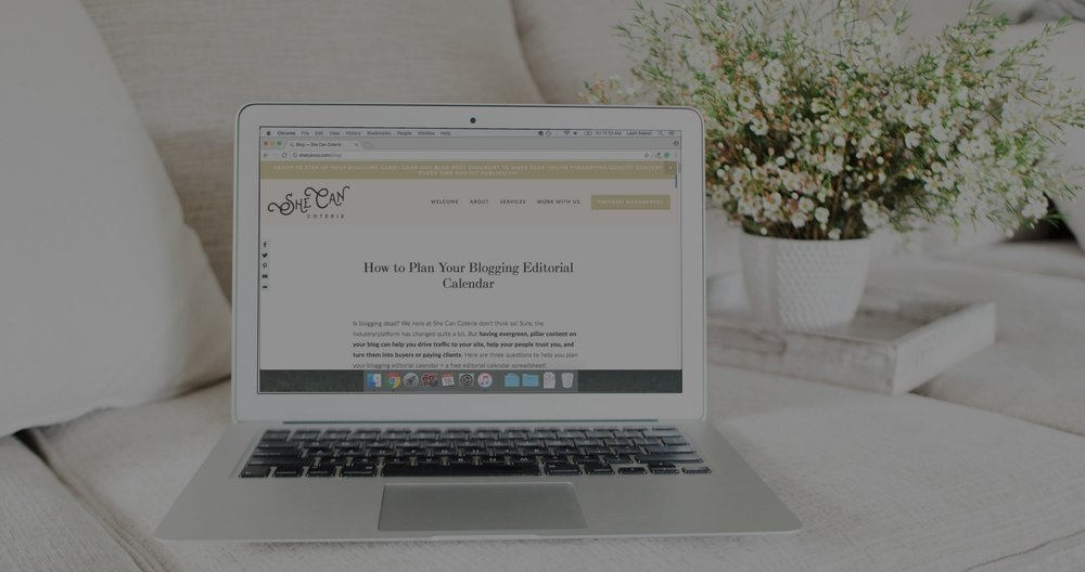 So, are you ready to make blogging work for your business? -