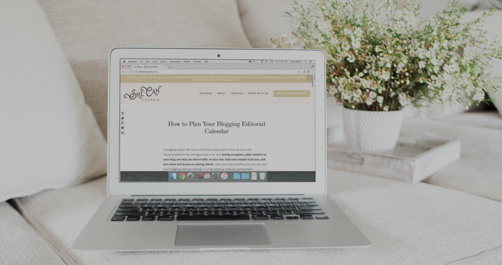 So are you ready to make blogging work for your business? -