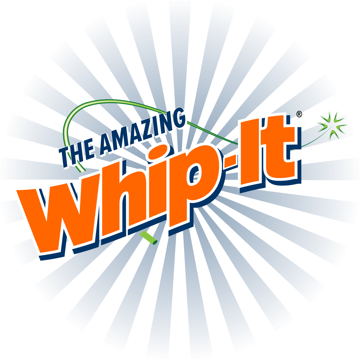 The Amazing Whip-It®