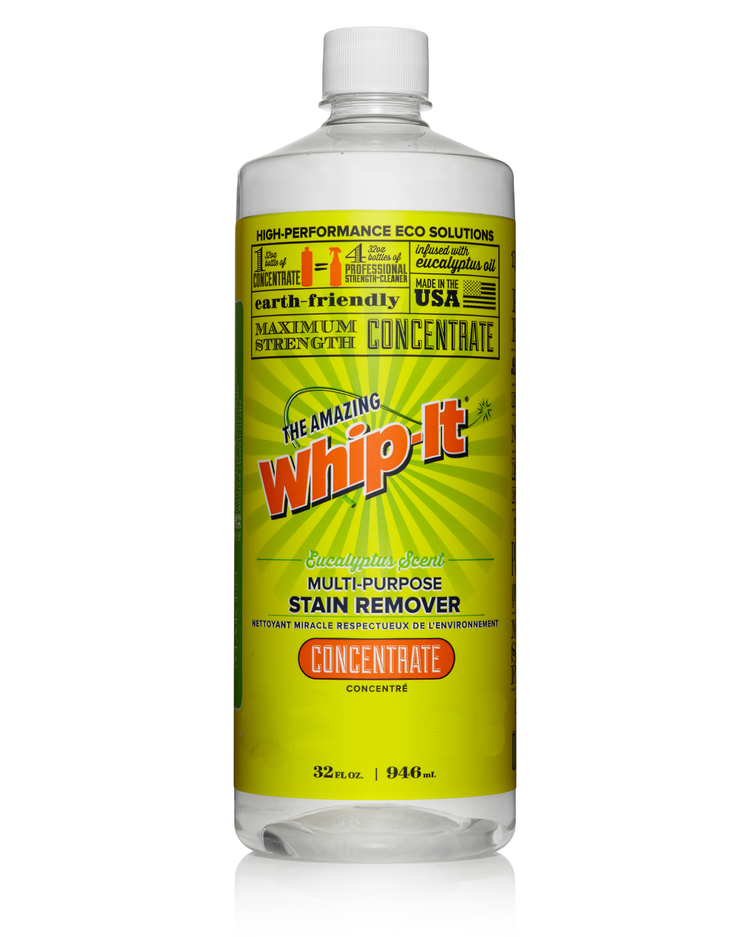 Concentrate 32oz Multi Purpose Stain Remover The Amazing