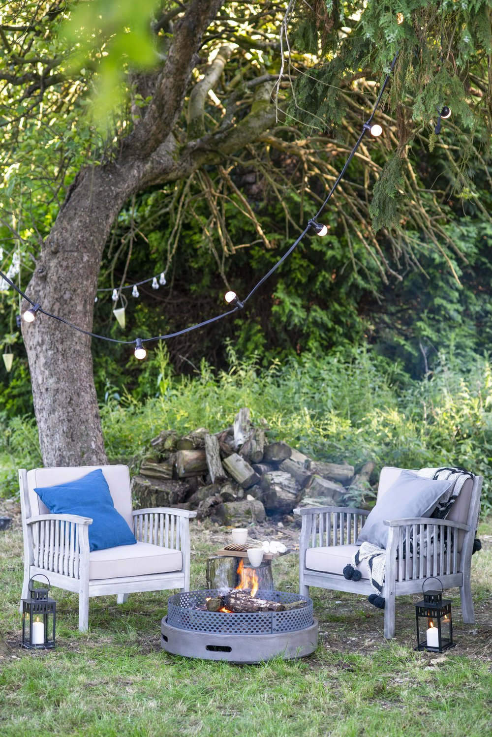 Styling Outdoor Living