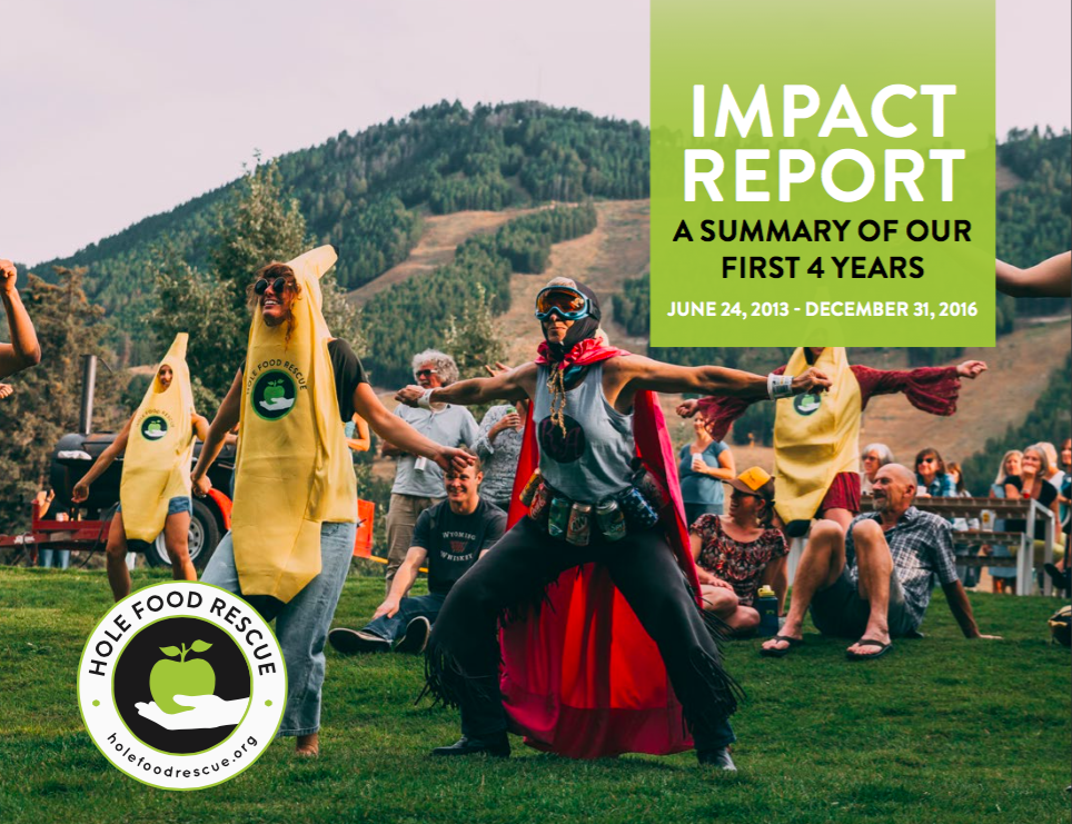 We are pleased to announce our first ever Impact Report. - Thanks to all that made this possible the last four years, we couldn't have accomplished this without you!