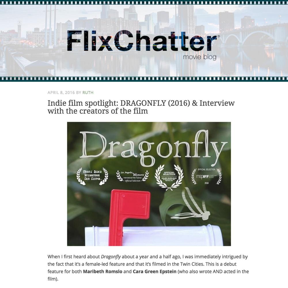 FlixChatter movie blog