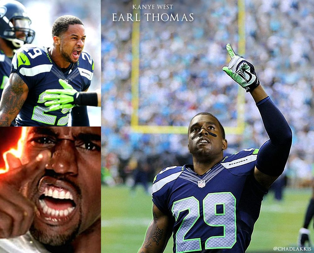 14 - Kanye West as Seahawks Strong Safety Earl Thomas.jpg