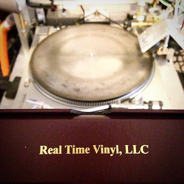 ¡Officially an LLC! #realtimevinyl #vinyl #records #business #llc #work #itsajob