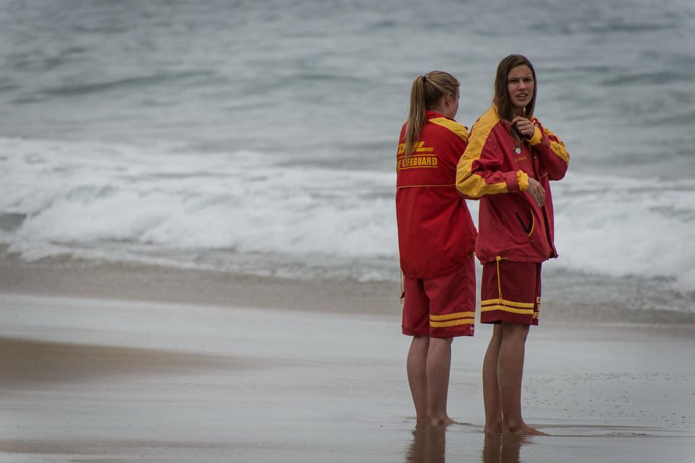 Baywatch,Dunedin, New Zealand