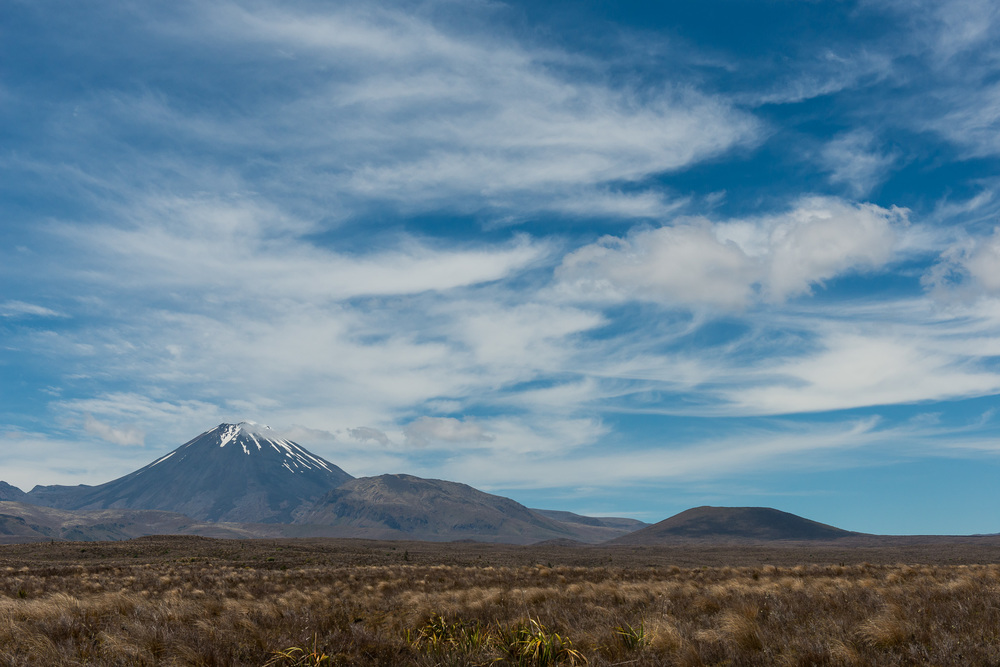 Mt Ngauruhoe, New Zealand