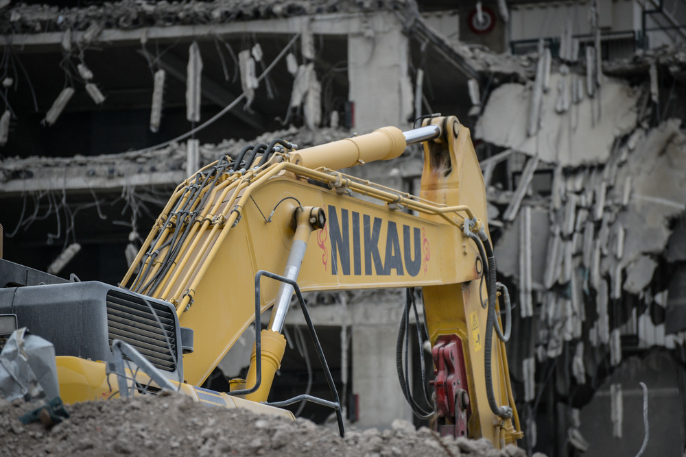 2011 Earthquake, Christchurch, New Zealand