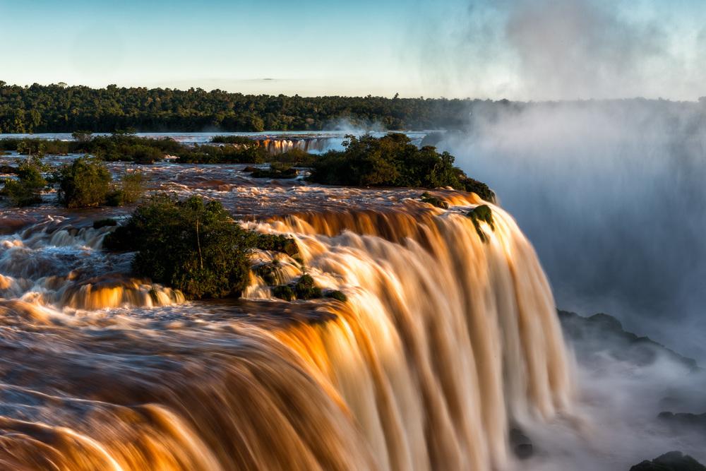 Iguassu Falls, Brasil