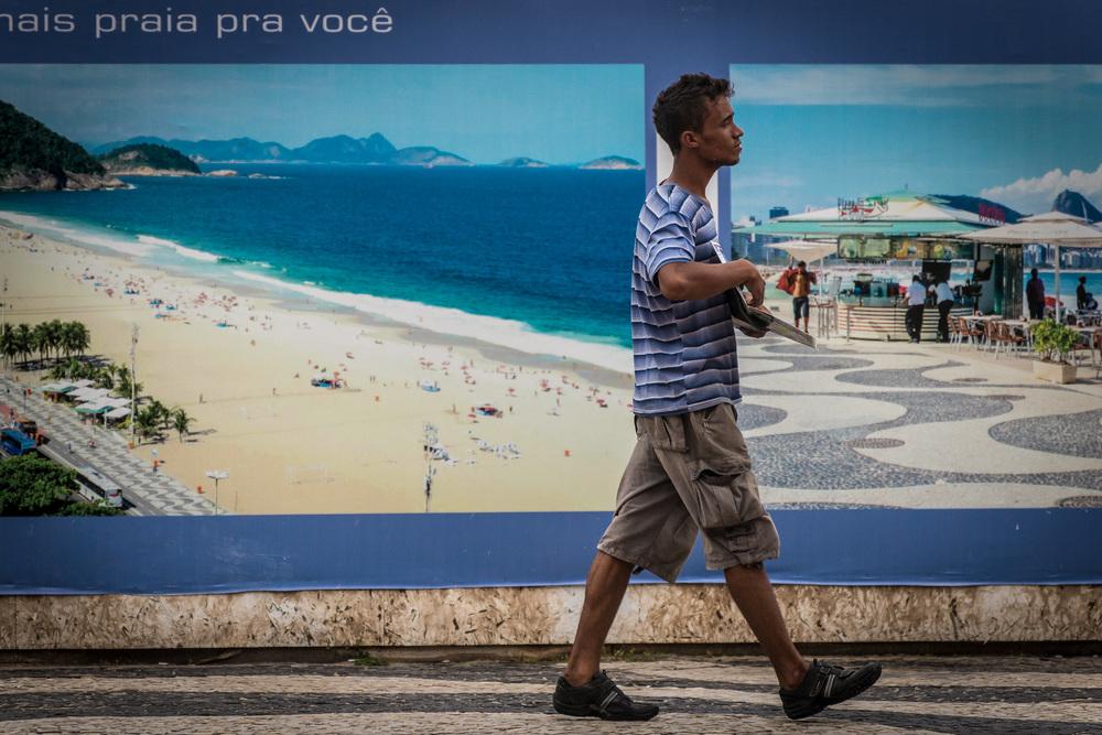 Copacabana, Rio de Janeiro, Brasil