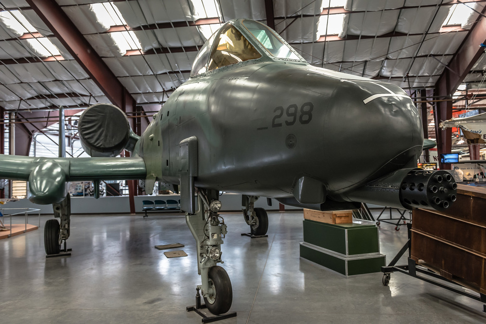 A-10 Thunderbolt, Pima Air & Space Museum , Tucson, USA