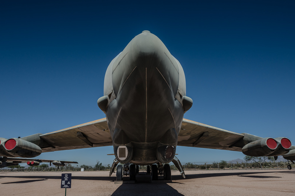 Boeing B-52G Stratoforteress, Pima Air & Space Museum , Tucson, USA