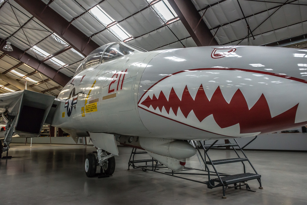 F-14 Tomcat, Pima Air & Space Museum , Tucson, USA