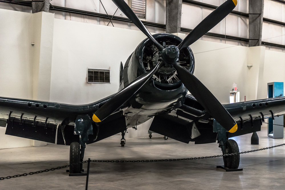 Chance Vought F4U Corsair, Pima Air & Space Museum , Tucson, USA