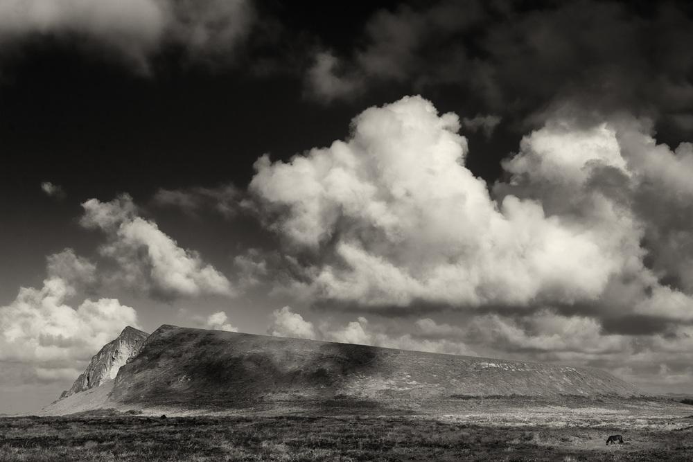 Rano Raraku Volcano, Easter Island, Chile