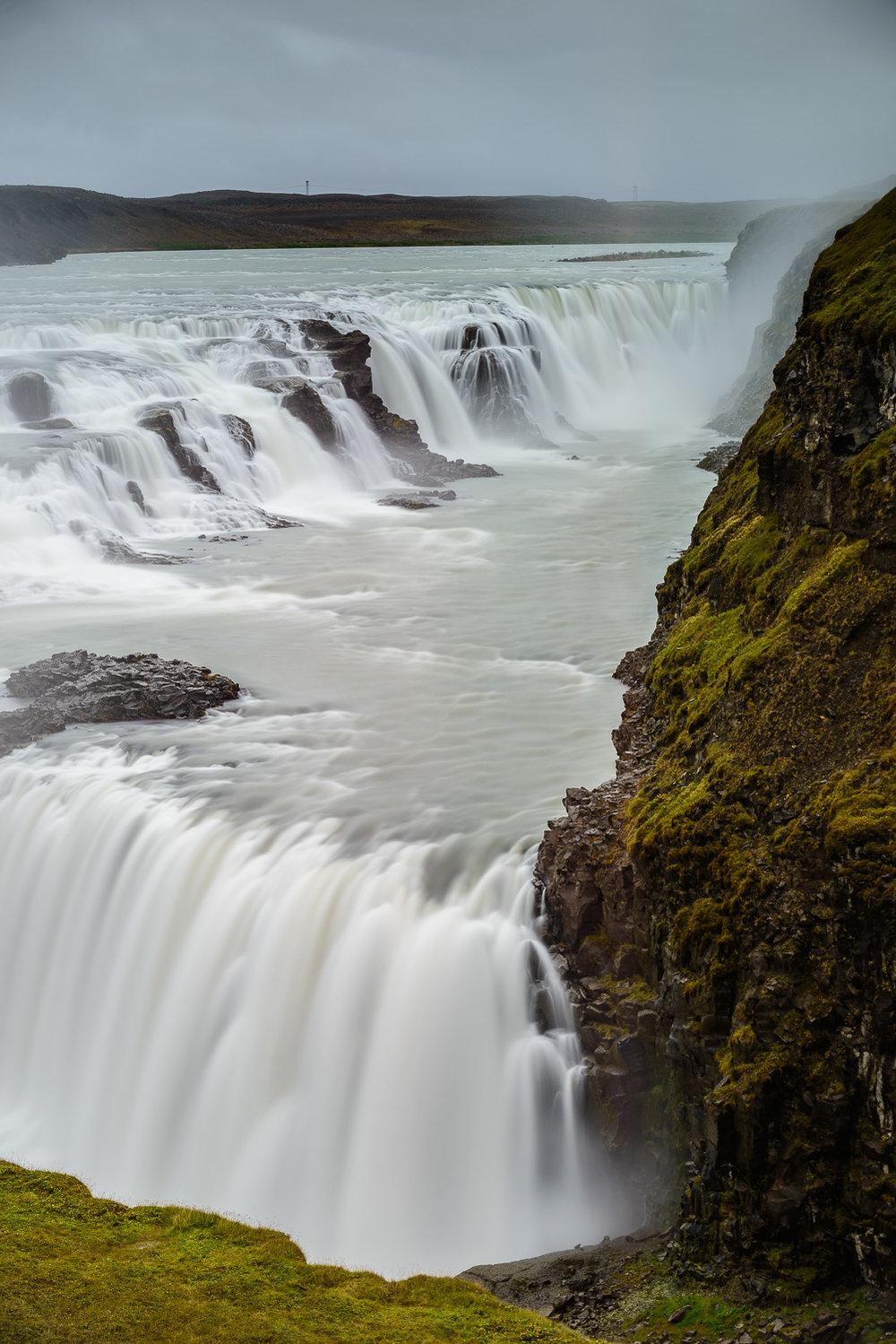 Gullfoss, Hvítá River, Iceland