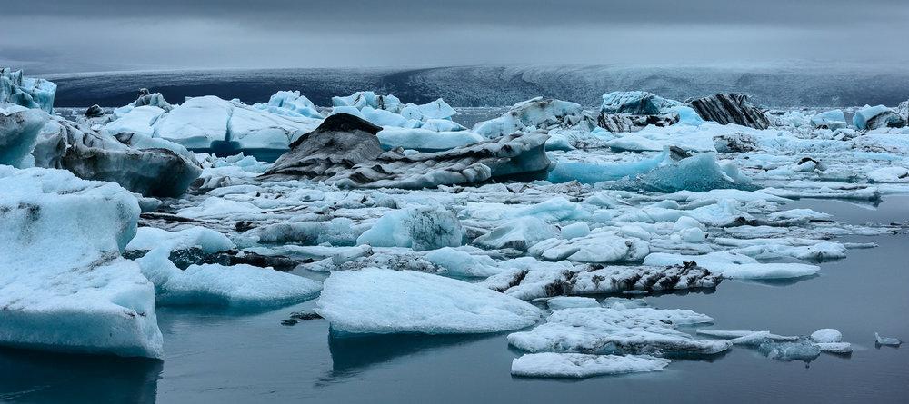 Jökulsárlón Glacier Lake, Iceland