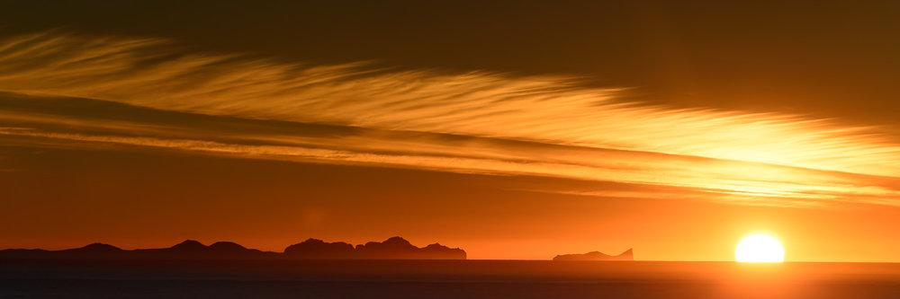 Vestmannaeyjar Archipelago, Iceland