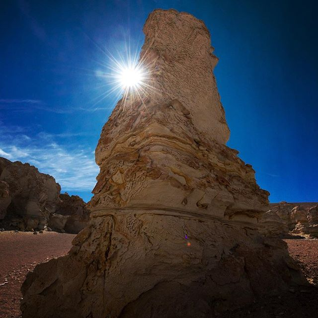 Our Star in the Atacama Desert