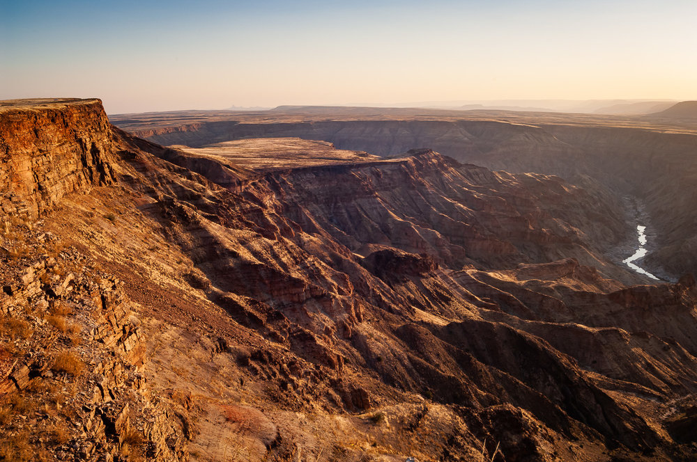 Fish River Canyon, Souther Namibia