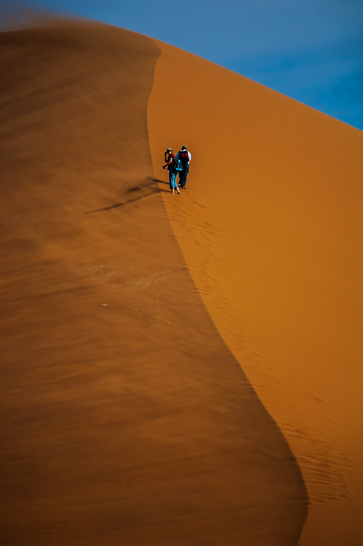 Sossusvlei, Namib Naukluft NP, Namibia