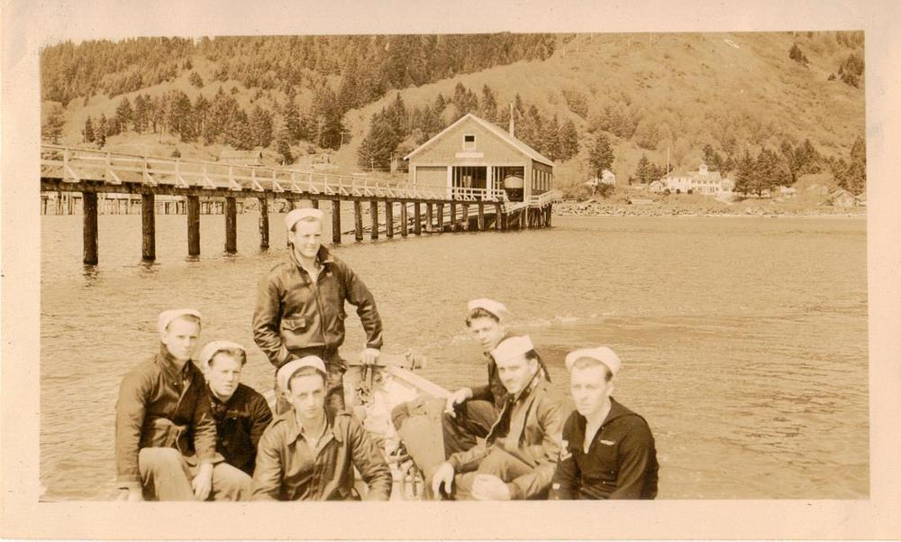 Historic photos courtesy John Luquette, Port of Garibaldi Commissioner