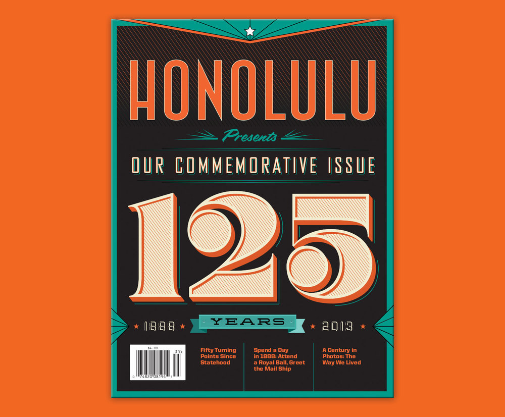 OUR COMMEMORATIVE ISSUE – 125 YEARS