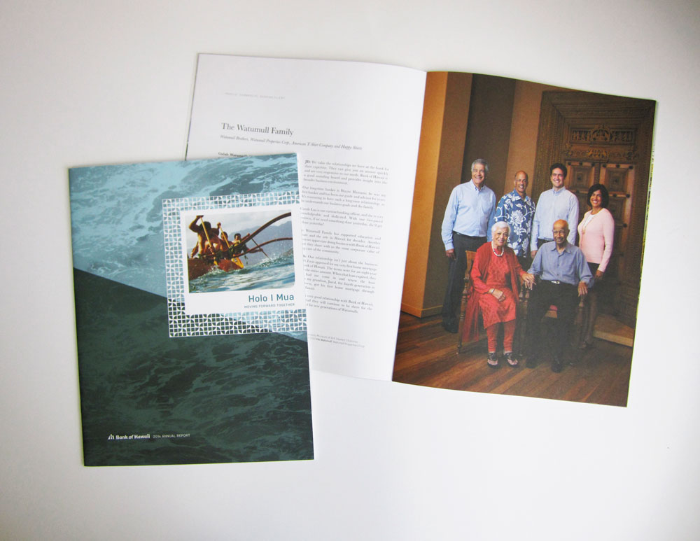 Bank of Hawaii 2014 Annual Report