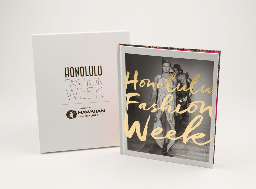 HONOLULU Fashion Week Book