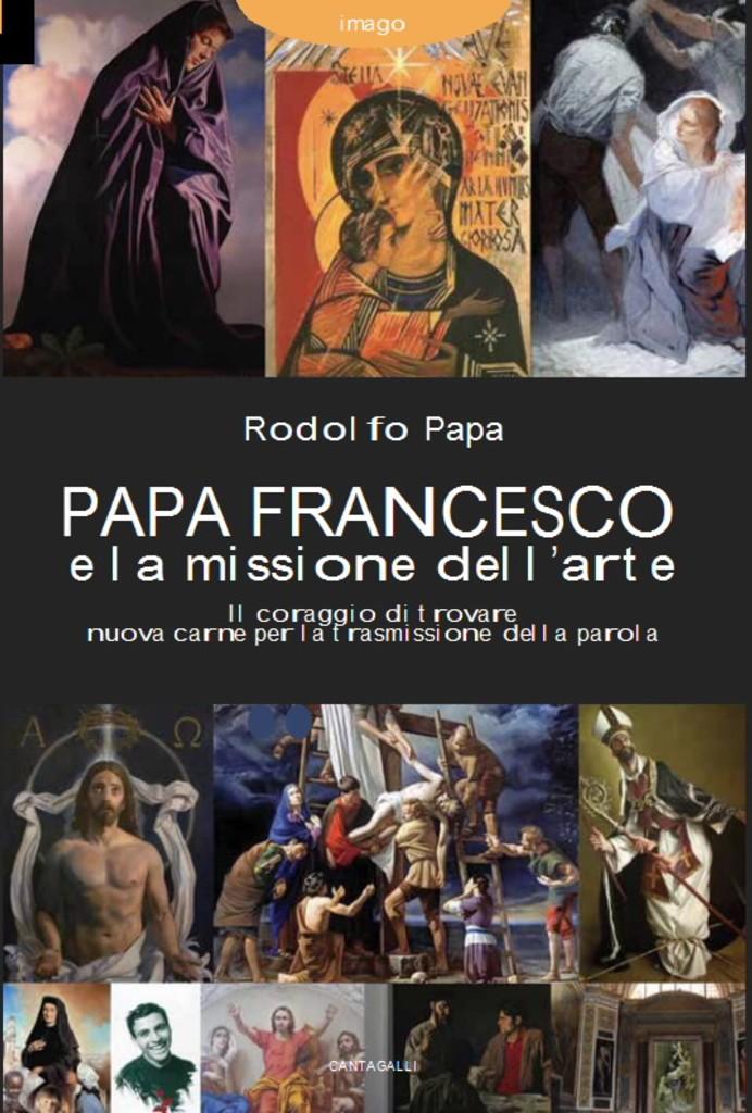 copertina libro Francesco e la missione dell'arte 2016 2.jpg