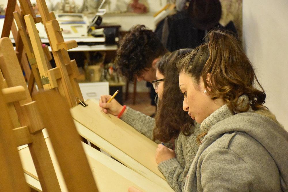 Corso di disegno
