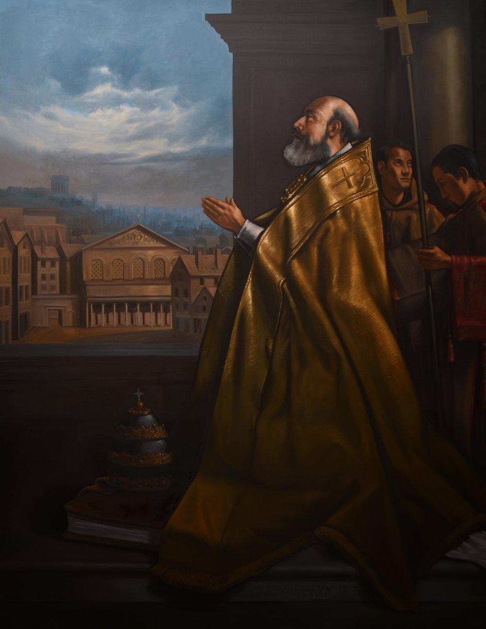san Giulio I papa