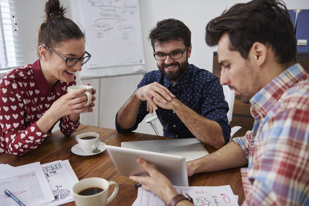 Bra möten syns i resultatrapporten   Med rätt teknik och regelbundna uppdateringar ser vi till att du får ett fungerande teknikstöd i alla era mötesrum.Det är en investering som ger glada och engagerade medarbetare.   Läs mer