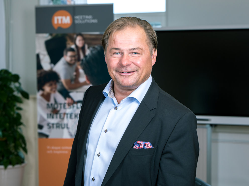 Johan Kinnerfors - VD, ITM Meeting Solutionsjohan.kinnerfors@itmab.se+46 708-52 95 19