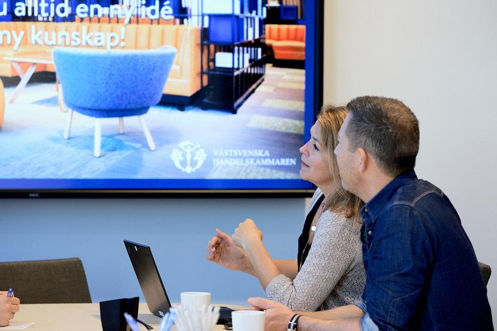 Enkla och effektiva möten på Västsvenska Handelskammaren